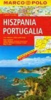 Mapa samochodowa Hiszpania Portugalia