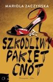 Szkodliwy pakiet cnót - Mariola Zaczyńska